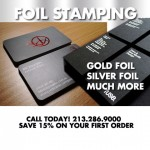 Foil Stamping